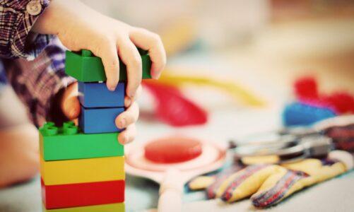 Spelen is essentieel voor de ontwikkeling van een kind