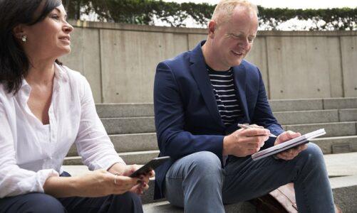 Groei in persoonlijke ontwikkeling met een business coach