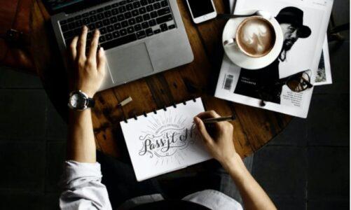 Je eigen creatieve onderneming starten?