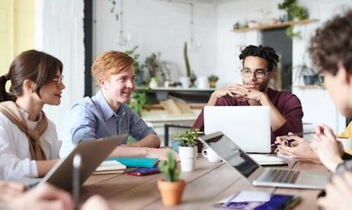 Je bedrijf laten groeien in 4 stappen